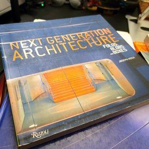 Next Generation Architecture book